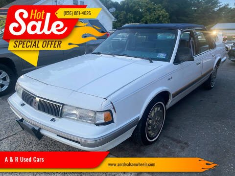 1996 Oldsmobile Ciera for sale at A & R Used Cars in Clayton NJ