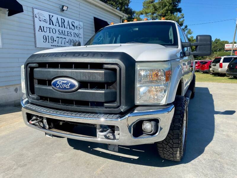 2011 Ford F-250 Super Duty for sale at Karas Auto Sales Inc. in Sanford NC