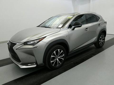 2017 Lexus NX 200t for sale at Martins Auto Sales in Shelbyville KY
