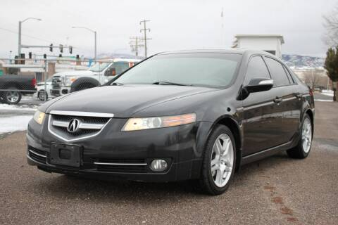 2008 Acura TL for sale at Motor City Idaho in Pocatello ID