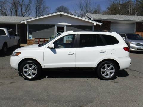2009 Hyundai Santa Fe for sale at Law & Order Auto Sales in Pilot Mountain NC