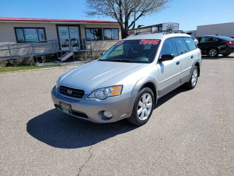 2007 Subaru Outback for sale at Revolution Auto Group in Idaho Falls ID