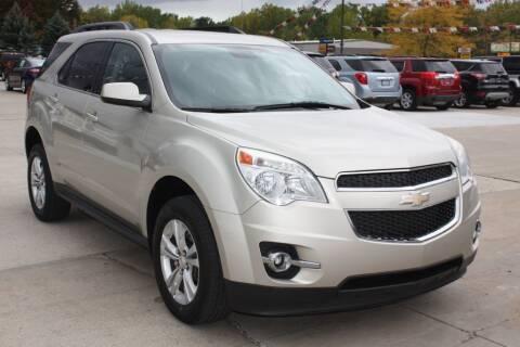2013 Chevrolet Equinox for sale at Sandusky Auto Sales in Sandusky MI