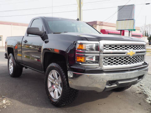 2014 Chevrolet Silverado 1500 for sale at Messick's Auto Sales in Salisbury MD