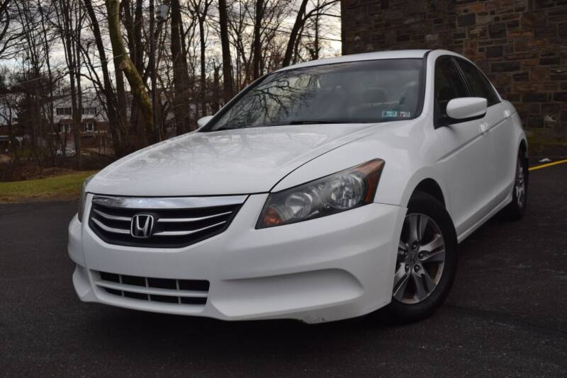2012 Honda Accord for sale at Chariot Motors Limited in Feasterville Trevose PA