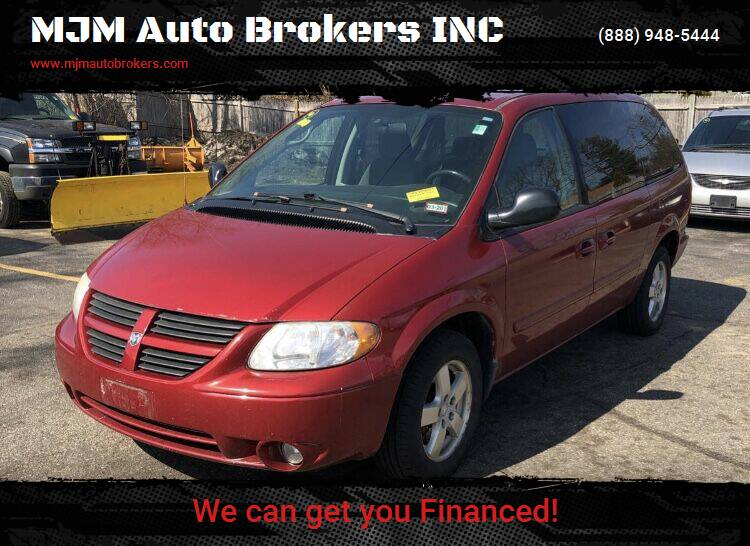 2005 Dodge Grand Caravan for sale at MJM Auto Brokers INC in Gloucester MA