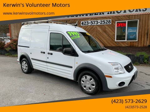 2011 Ford Transit Connect for sale at Kerwin's Volunteer Motors in Bristol TN