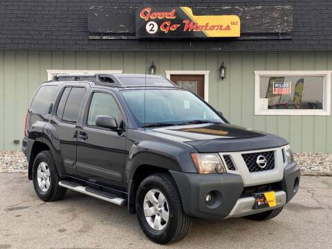 2012 Nissan Xterra for sale at Good 2 Go Motors LLC in Adrian MI