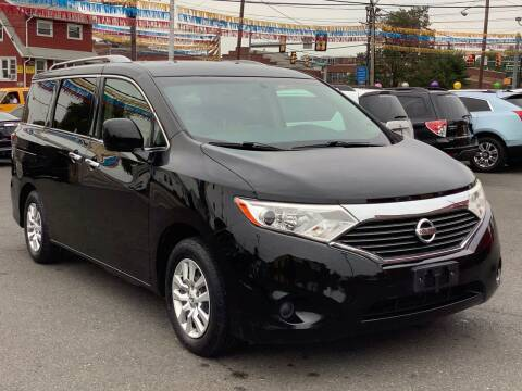 2012 Nissan Quest for sale at Active Auto Sales in Hatboro PA