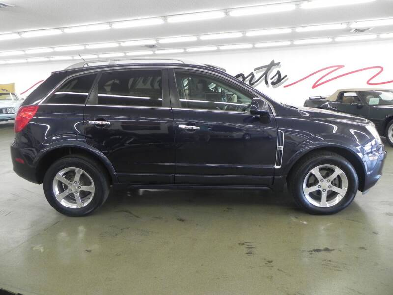 2014 Chevrolet Captiva Sport for sale at 121 Motorsports in Mount Zion IL