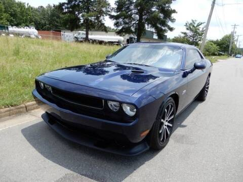 2014 Dodge Challenger for sale at United Traders Inc. in North Little Rock AR