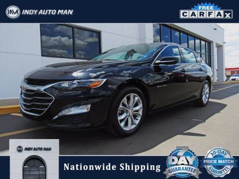 2019 Chevrolet Malibu for sale at INDY AUTO MAN in Indianapolis IN