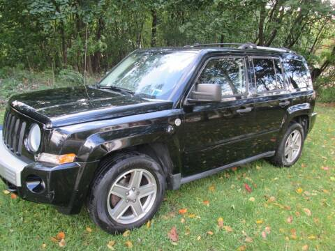 2007 Jeep Patriot for sale at Peekskill Auto Sales Inc in Peekskill NY