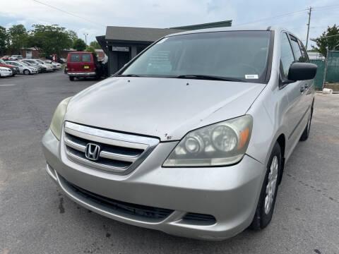 2007 Honda Odyssey for sale at Diana Rico LLC in Dalton GA