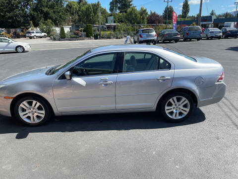 2009 Ford Fusion for sale at Westside Motors in Mount Vernon WA