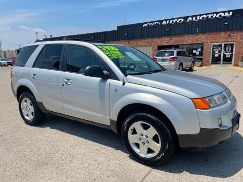 2004 Saturn Vue for sale at Motor City Auto Auction in Fraser MI