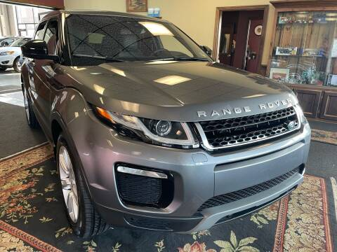 2018 Land Rover Range Rover Evoque for sale at John Warne Motors in Canonsburg PA