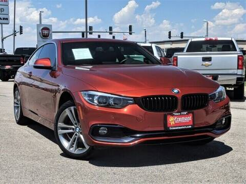 2018 BMW 4 Series for sale at Rocky Mountain Commercial Trucks in Casper WY
