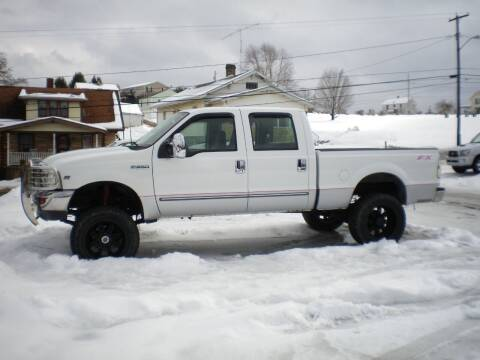 2000 Ford F-250 Super Duty for sale at Starrs Used Cars Inc in Barnesville OH
