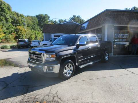 2014 GMC Sierra 1500 for sale at Millbrook Auto Sales in Duxbury MA