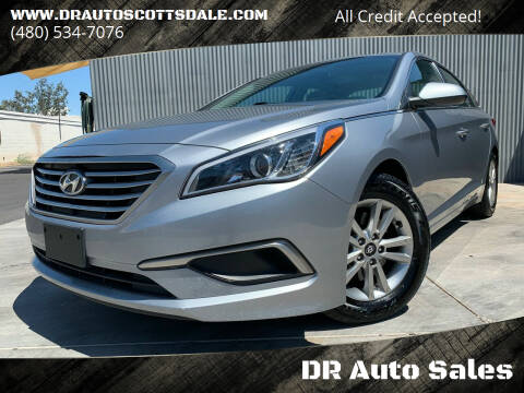 2017 Hyundai Sonata for sale at DR Auto Sales in Scottsdale AZ