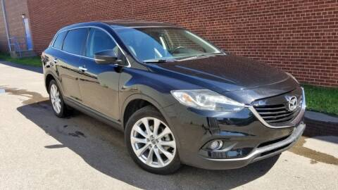 2014 Mazda CX-9 for sale at Minnesota Auto Sales in Golden Valley MN