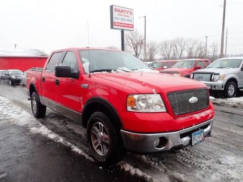 2006 Ford F-150 for sale at Marty's Auto Sales in Savage MN