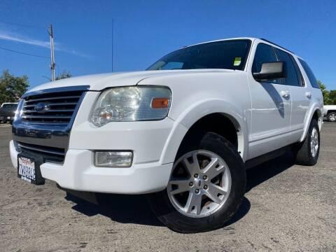 2010 Ford Explorer for sale at Auto Mercado in Clovis CA
