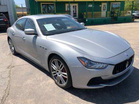 2014 Maserati Ghibli for sale at Pasadena Auto Planet in Houston TX