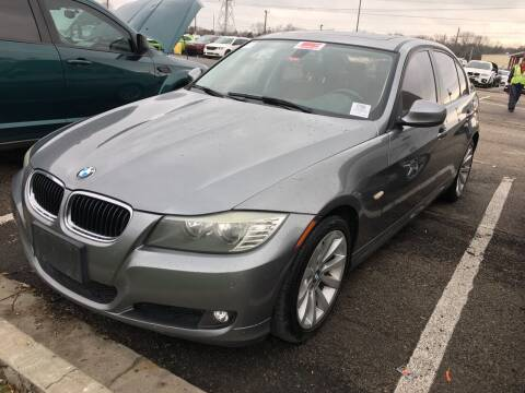 2011 BMW 3 Series for sale at TETCO AUTO SALES  / TETCO FUNDING in Dallas TX