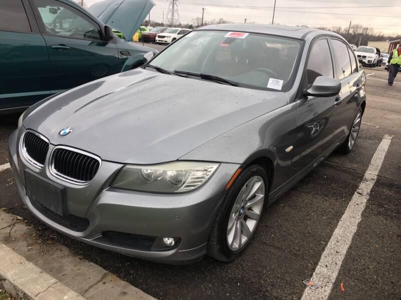 2011 BMW 3 Series for sale at TETCO AUTO SALES  / TETCO FUNDING in Dallas TX