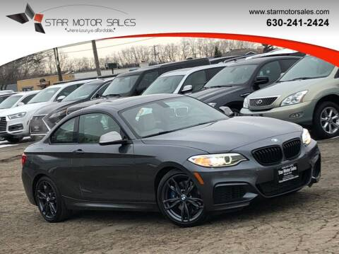 2015 BMW 2 Series for sale at Star Motor Sales in Downers Grove IL