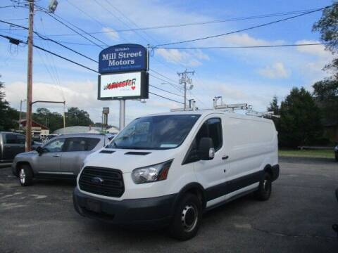 2015 Ford Transit Cargo for sale at Mill Street Motors in Worcester MA
