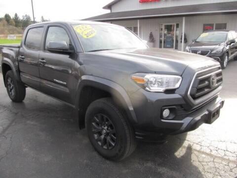 2020 Toyota Tacoma for sale at Thompson Motors LLC in Attica NY