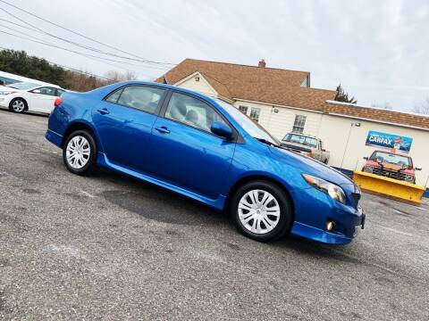 2009 Toyota Corolla for sale at New Wave Auto of Vineland in Vineland NJ