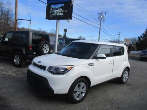 2016 Kia Soul for sale at Mill Street Motors in Worcester MA