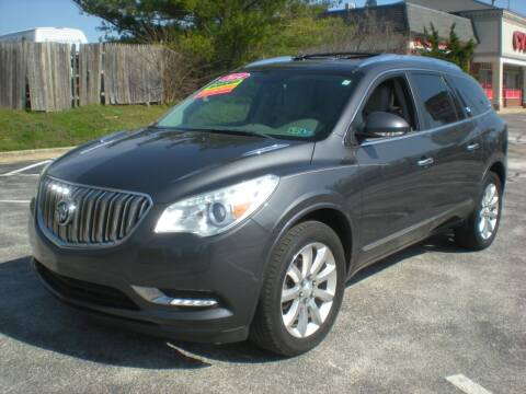 2014 Buick Enclave for sale at 611 CAR CONNECTION in Hatboro PA
