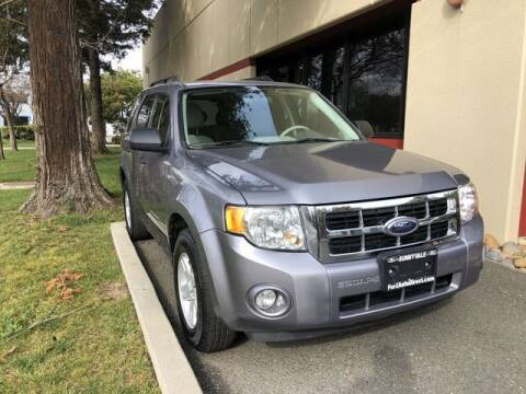 2008 Ford Escape Hybrid for sale at Higear Motors LLC in Fremont CA