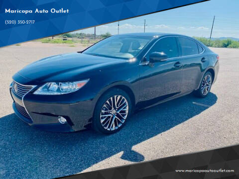 2015 Lexus ES 350 for sale at Maricopa Auto Outlet in Maricopa AZ