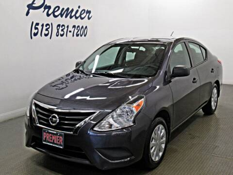 2015 Nissan Versa for sale at Premier Automotive Group in Milford OH