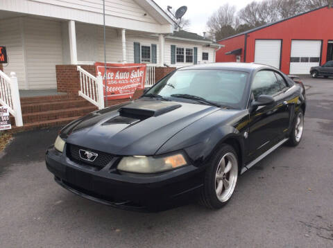 2004 Ford Mustang for sale at Ace Auto Sales - $1200 DOWN PAYMENTS in Fyffe AL