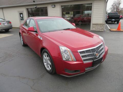 2009 Cadillac CTS for sale at Tri-County Pre-Owned Superstore in Reynoldsburg OH