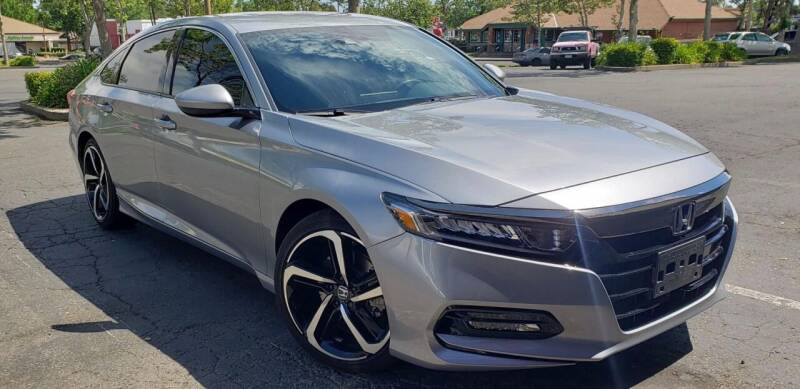 2018 Honda Accord for sale at Zapp Motors in Englewood CO