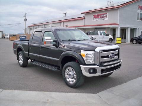 2011 Ford F-250 Super Duty for sale at West Motor Company in Hyde Park UT