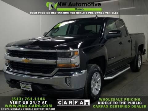 2018 Chevrolet Silverado 1500 for sale at NW Automotive Group in Cincinnati OH