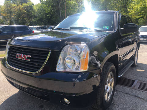 2008 GMC Yukon for sale at AMA Auto Sales LLC in Ringwood NJ