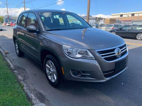 2010 Volkswagen Tiguan for sale at Jordan Auto Group in Paterson NJ