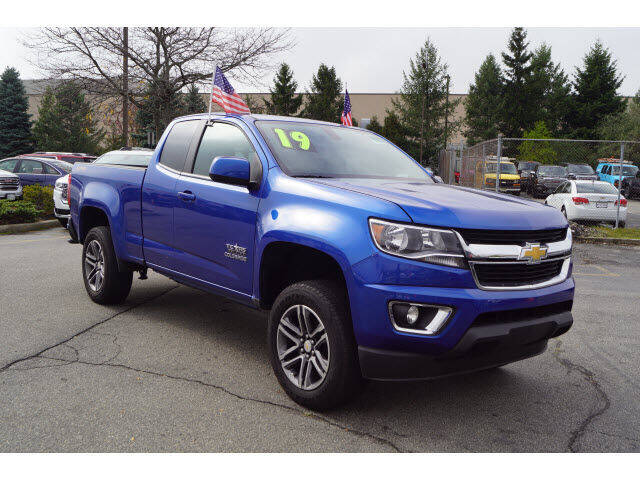 2019 Chevrolet Colorado for sale at Classified pre-owned cars of New Jersey in Mahwah NJ