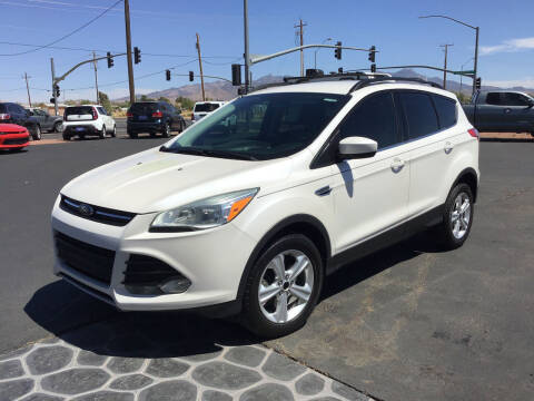 2013 Ford Escape for sale at SPEND-LESS AUTO in Kingman AZ
