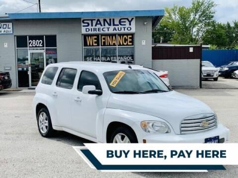 2011 Chevrolet HHR for sale at Stanley Chrysler Dodge Jeep Ram Gatesville Buy Here Pay Here in Gatesville TX